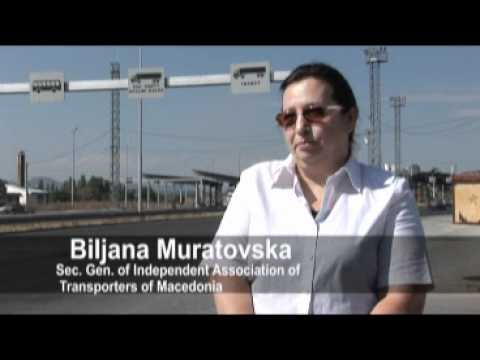 Results in transport sector in Macedonia.flv
