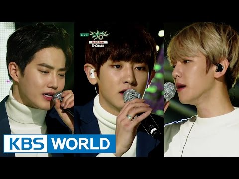 EXO - Sing For You [Music Bank K-Chart #1 / 2015.12.18]