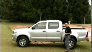 VRUM - Teste da Toyota Hilux 2.7 a Gasolina - 13-12-2009.mp4
