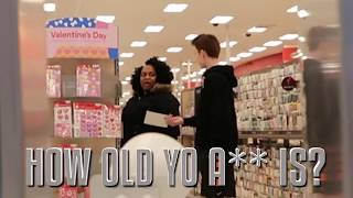 "TROLLING TARGET EMPLOYEES! (Hilarious) feat. Tide Pods & ""Gimme Dat Neck"""