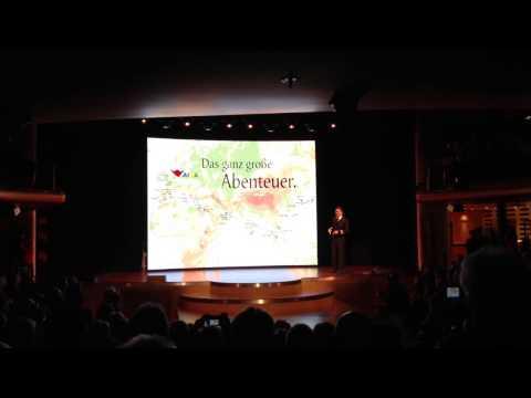 AIDAprima: AIDA-Weltreise in 86 Tagen von Japan nach Hamburg von YouTube · Dauer:  1 Minuten 45 Sekunden