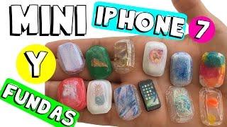 Mini Fundas & iPhone 7 Miniatura  | Diseña Fundas para Muñecas
