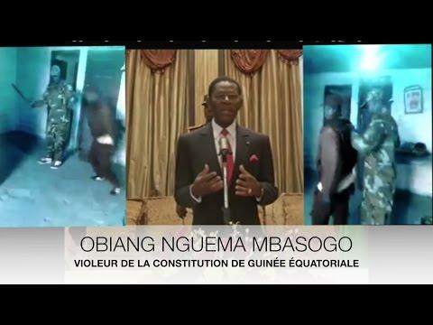 OBIANG NGUEMA MBASOGO AVEC CE QU