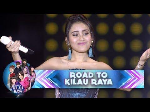 Surabaya Pecah! Ayu Ting Ting feat Poppy Capella KONCO MESRA - Road To Kilau Raya (21/1)