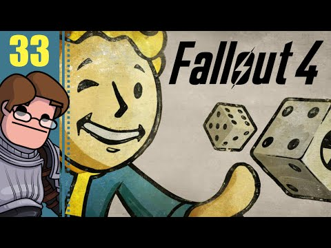 Let's Play Fallout 4 Part 33 - Hardware Town: Painting the Town, Abernathy farm