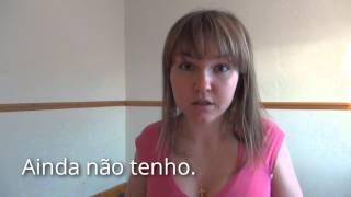 Португальский Язык Урок 4