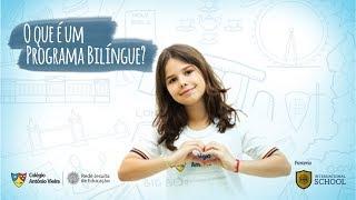 Programa Bilíngue no Vieira - EP 01: O que é um Programa Bilíngue?
