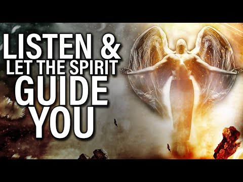 A Powerful Prayer To Be Led By The Holy Spirit