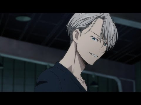 Yuri!!! on Ice: Viktor Nikiforov eros