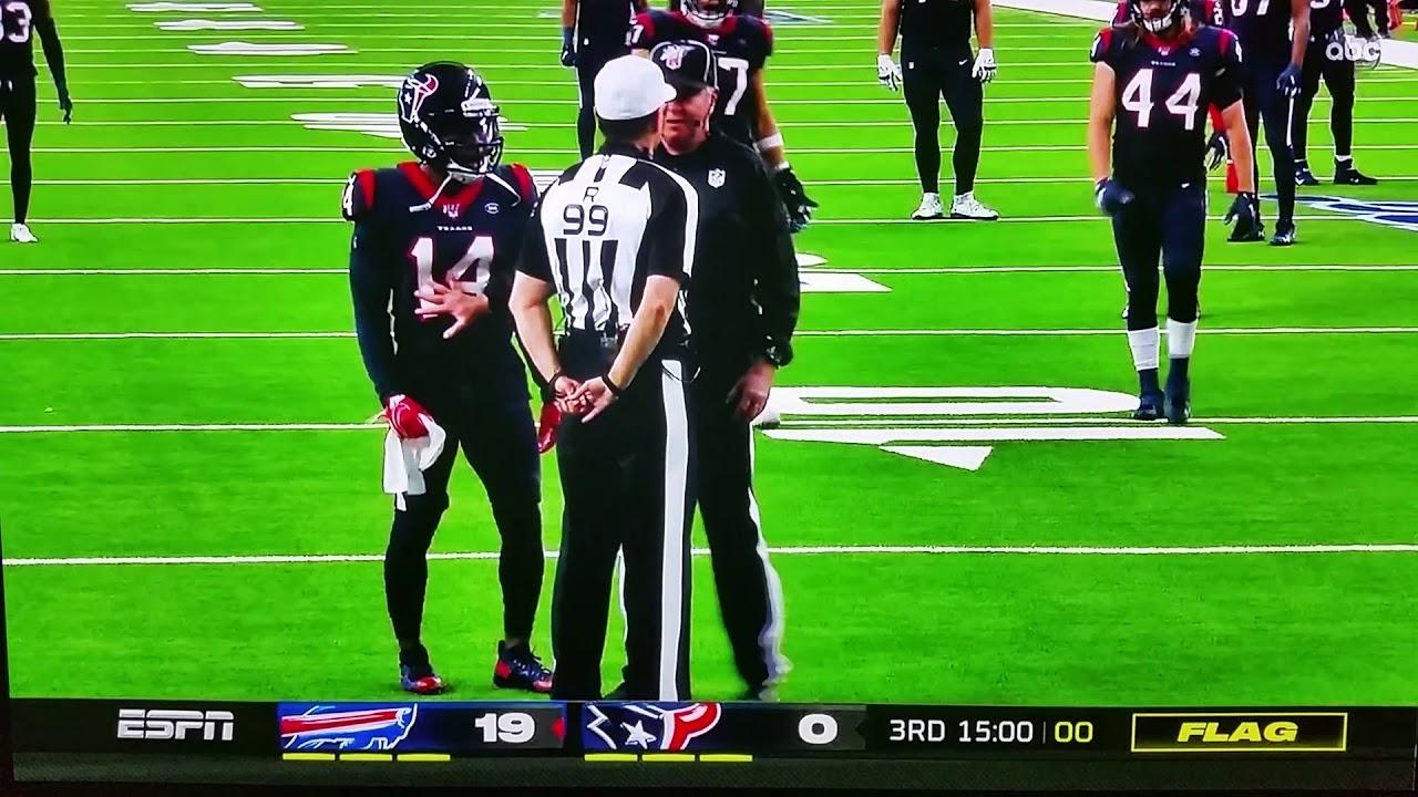 Houston Texans vs. Cleveland Browns kickoff delayed following ...
