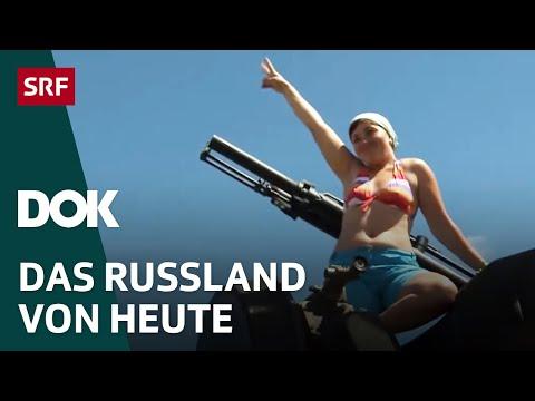 Das Russland von heute | Die Suche nach dem verlorenen Imperium | Doku | SRF DOK