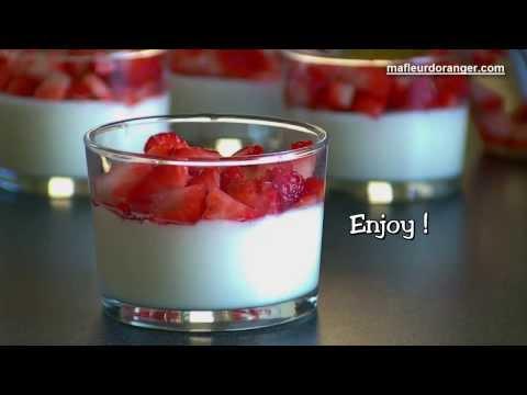 recette-de-panna-cotta-à-l'agar-agar-/-panna-cotta-recipe-/وصفة-الباناكوتا-الإيطالية