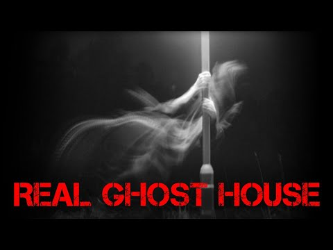 Ghost house   Real Horror Video