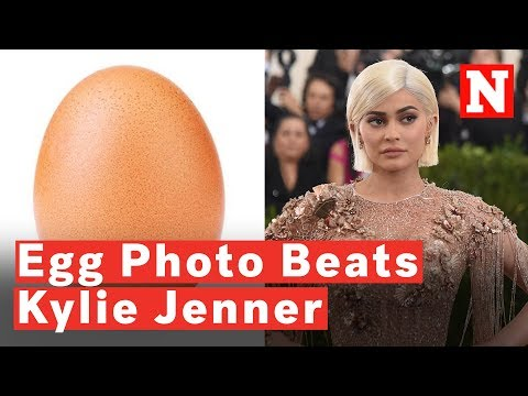Brady - Egg Photo Beats Kylie Jenner For Most Likes