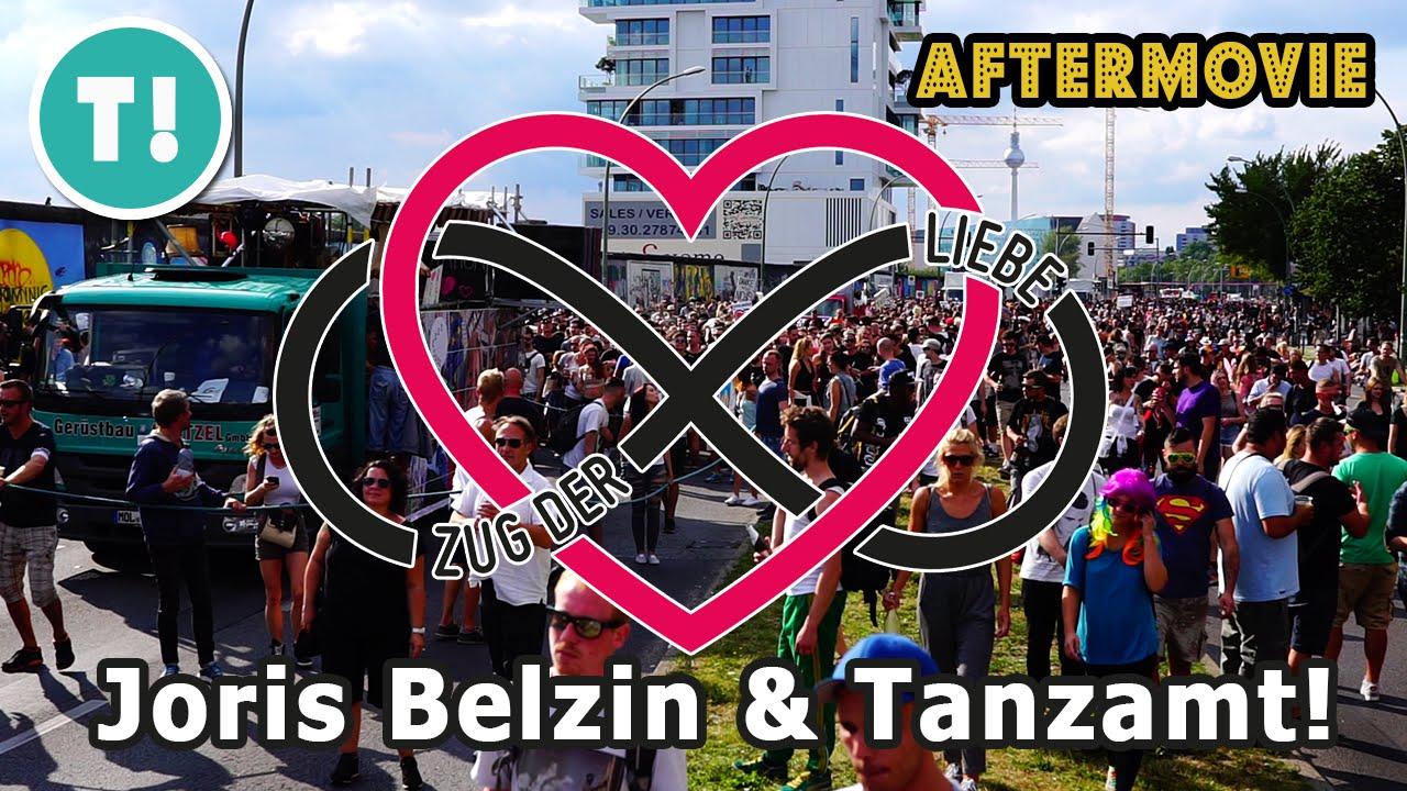 Zug Der Liebe Berlin 2016 Ucp C3s Youtube
