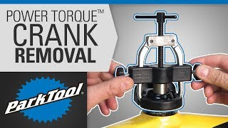 Crank Removal and Installation - Campagnolo® Power Torque™ Video