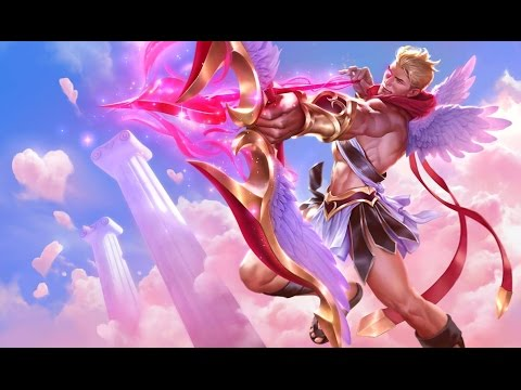 Heartseeker Varus Skin Spotlight Gameplay - League of Legends