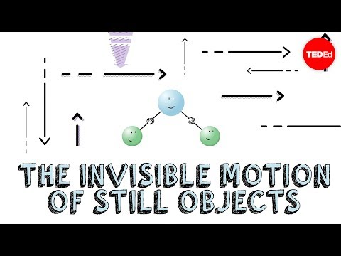 Video image: The invisible motion of still objects - Ran Tivony