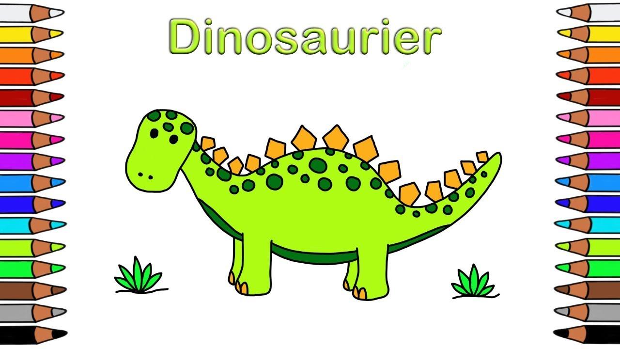 Wunderbar Dinosaurier F R Kinder Malvorlagen Ideen Malvorlagen Von