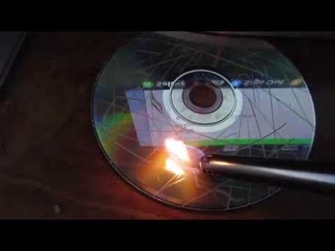 HOW TO FIX A SCRATCHED DISC