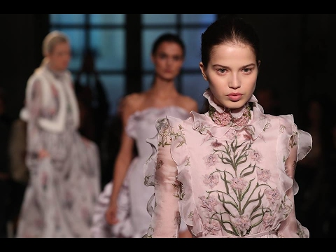 Giambattista Valli | Full Show | Haute Couture | Spring/Summer 2017