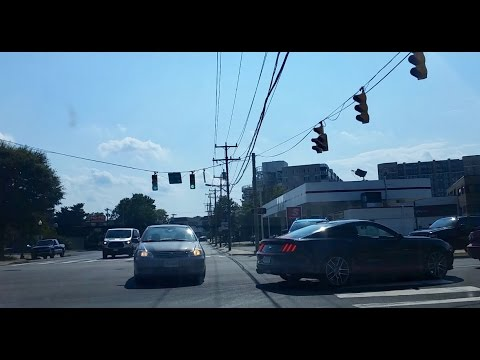 Driving in Arlington, VA -- Episode 1