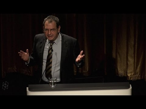 "Walter Gropius Lecture: Iñaki Ábalos, ""Architecture for the Search for Knowledge"""