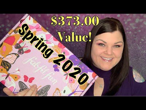 FabFitFun Spring 2020 Seasonal Box // Add On's & Mystery Bundle Unboxing