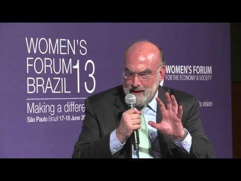 Women's Forum Brazil 2013 - Jantar de abertura - Como voce ira promover mudancas para as mulheres