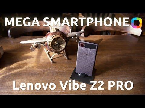 46. Lenovo K920 Vibe Z2 Pro Review (Română)