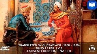 Hörbuch: Tausend und eine Nacht (1001) | Band 1 | TEIL 1 V 2 | Komplett | Deutsch