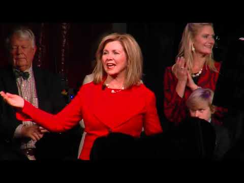 Marsha Blackburn celebrates Senate win in Tennessee