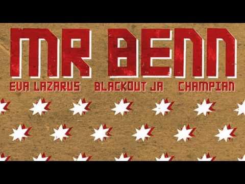 Mr Benn - Stars (feat. Eva Lazarus)