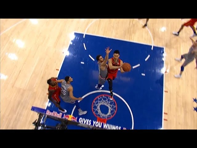Jeremy Lin Highlights - Hawks at 76ers 1/11/19