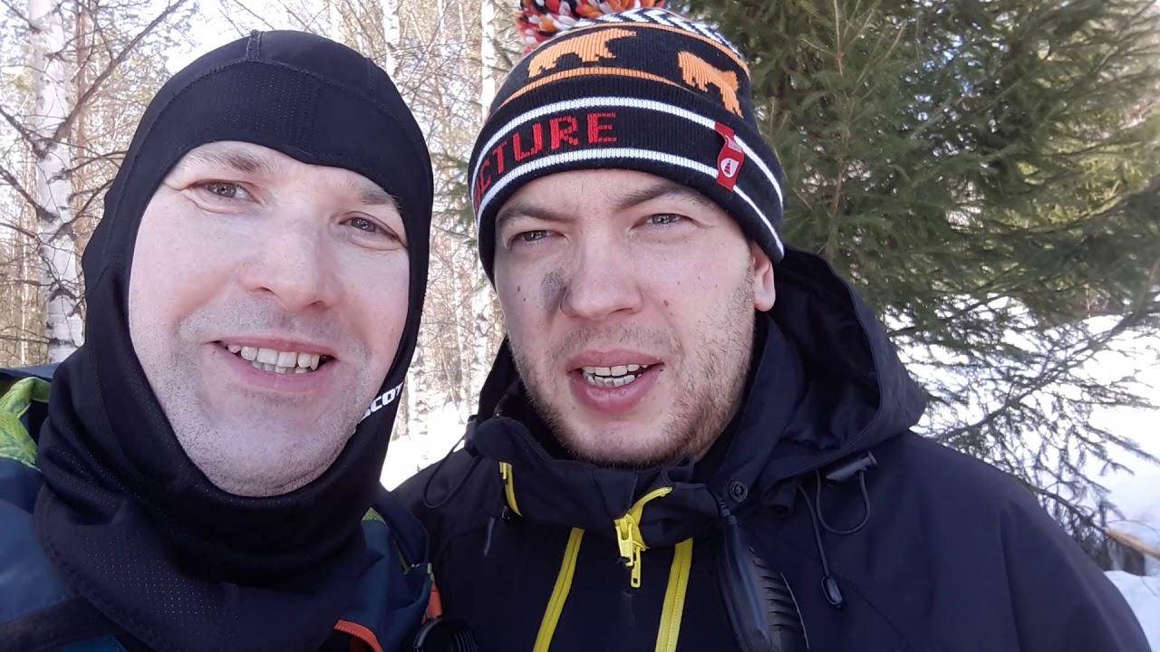 Докатились до весны#Закрытие снегоходного сезона 2018-2019#Кудымкар#Пермь#саммит на пяточке 800 етек