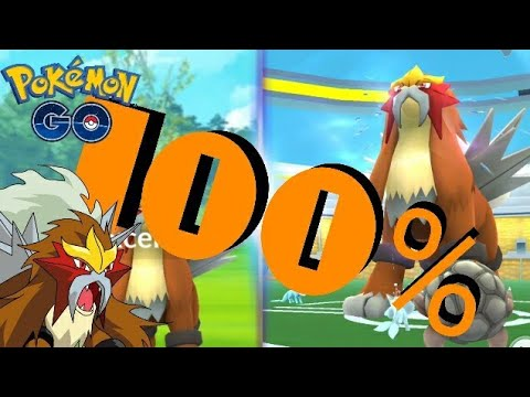 ENTEI - IN SEARCH OF THE (100%) PERFECT ONE - POKEMON GO PART 1