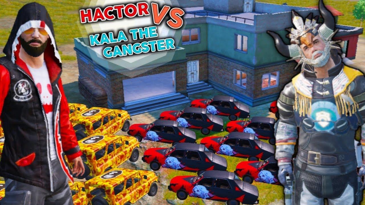 Kala The Gangster Vs Hactor | Pubg Movie | Pubg Short Film