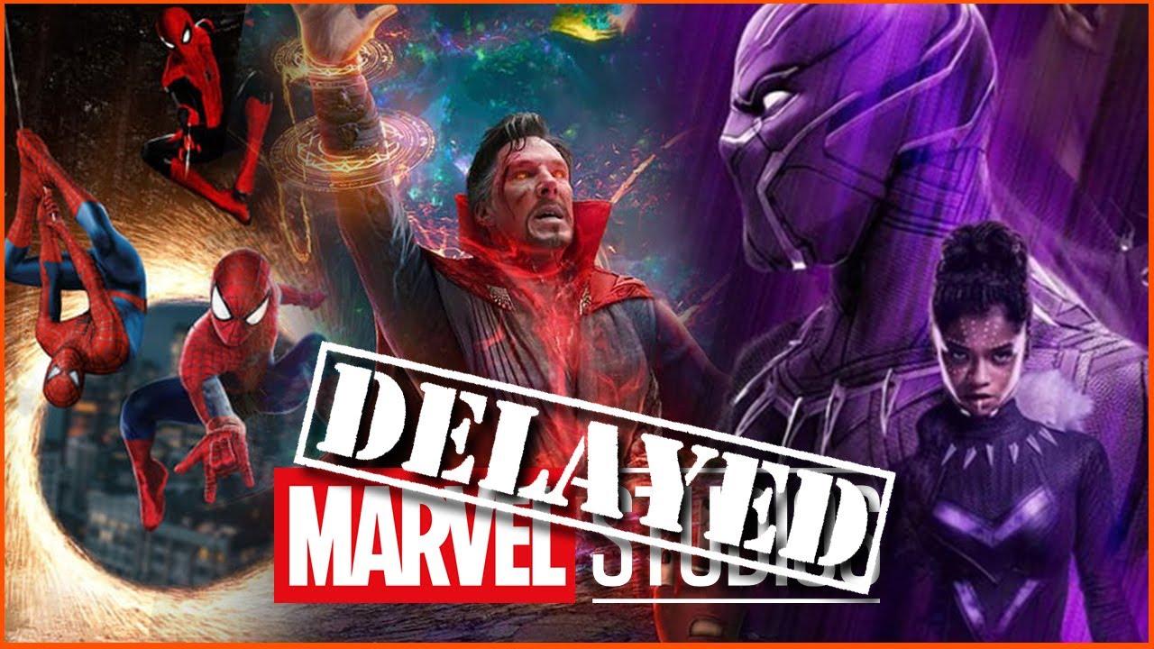 Download Marvel Studios Delays Entire Film Slate & Removes Multiple Films