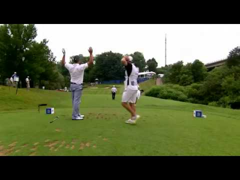 Leif Olson - Hole in One - 2009 Canadian Open