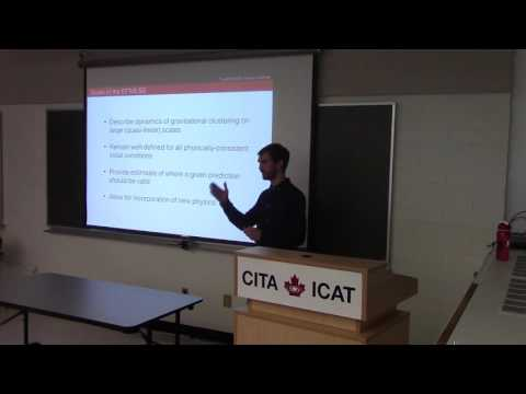 CITA 692: The Effective Field Theory of Large-Scale Structures