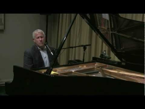 Andy Kahn performs at Jacobs Music Steinway Recital Hall