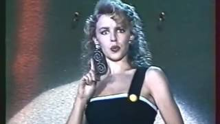 Kylie Minogue - Got To Be Certain (Live FR3 France 1988)