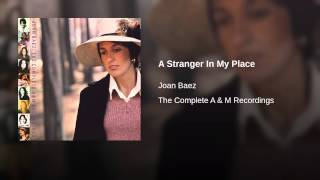 A Stranger In My Place