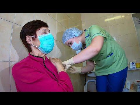 В России началась массовая вакцинация от коронавируса.