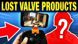 Valve Products You Forgot Existed
