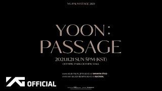 YOON - 'PASSAGE' TEASER VIDEO