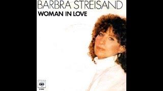 Woman in love bee gees karaoke -