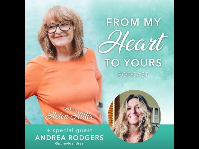 Finally Food Freedom: Holistic Health Coach Andrea Rodgers Tells How!