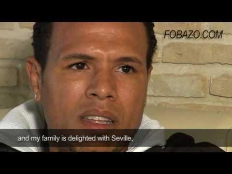 Luis Fabiano: I'm happy in Sevilla