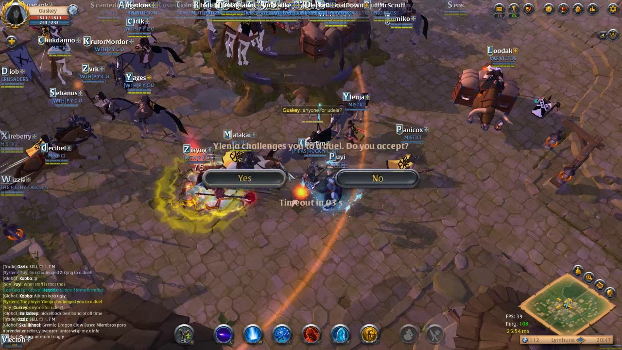 Albion Online - Frost Mage Build Guide